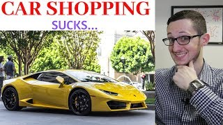 LEASING VS BUYING A CAR! - WHICH IS BETTER?? 🤔💰