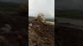 Excavator siap di rental dalam kota Makassar