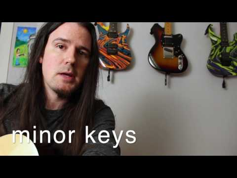 This is Why You Suck at Guitar, Lesson 16: You Don't Know What Chords Go in Every Key!