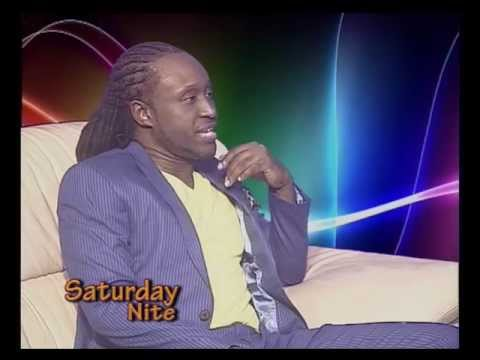 THECLA WILKIE CHATS UP GHANAIAN REGGIE ROCKSTONE AS HE TALKS ABOUT HIS MUSIC, LIFE AND NIGERIA .