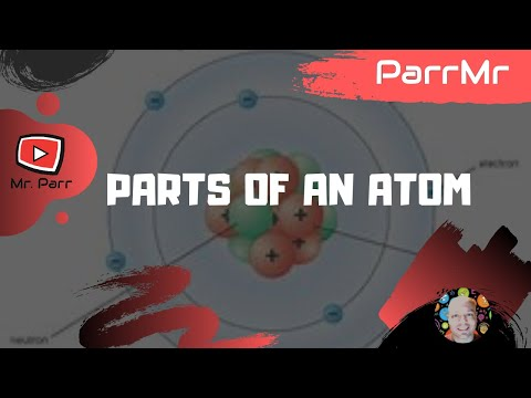 Parts of an Atom Song