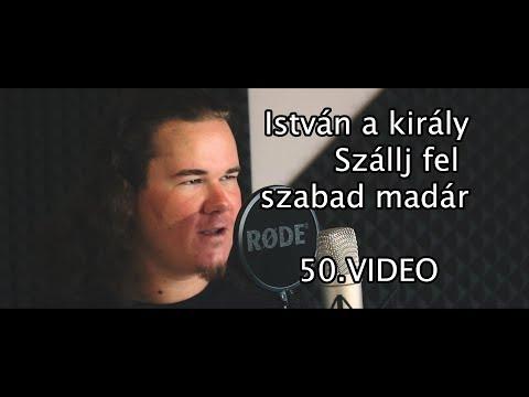 István a király - Szállj fel szabad madár (Vocal cover by Krisztián Vállai)