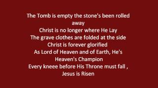 The Tomb is empty