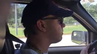 Safely driving my mom's car [Please read description (before or after watching the video)]