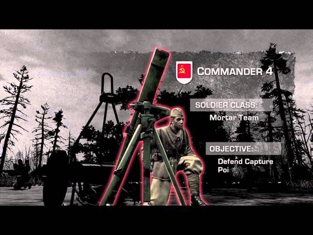Company of Heroes 2 Multiplayer Trailer
