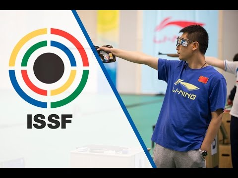 Finals 50m Pistol Men - ISSF World Cup in all events 2014, Beijing (CHN)