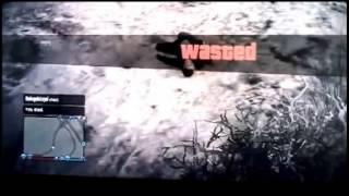 wow! (game breaking glitch) on (gta5 heist)  (Created with