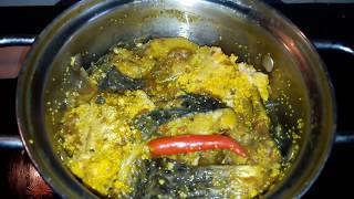 Cách nấu món cá kho nghệ thơm ngon tốt cho sức khỏe!
