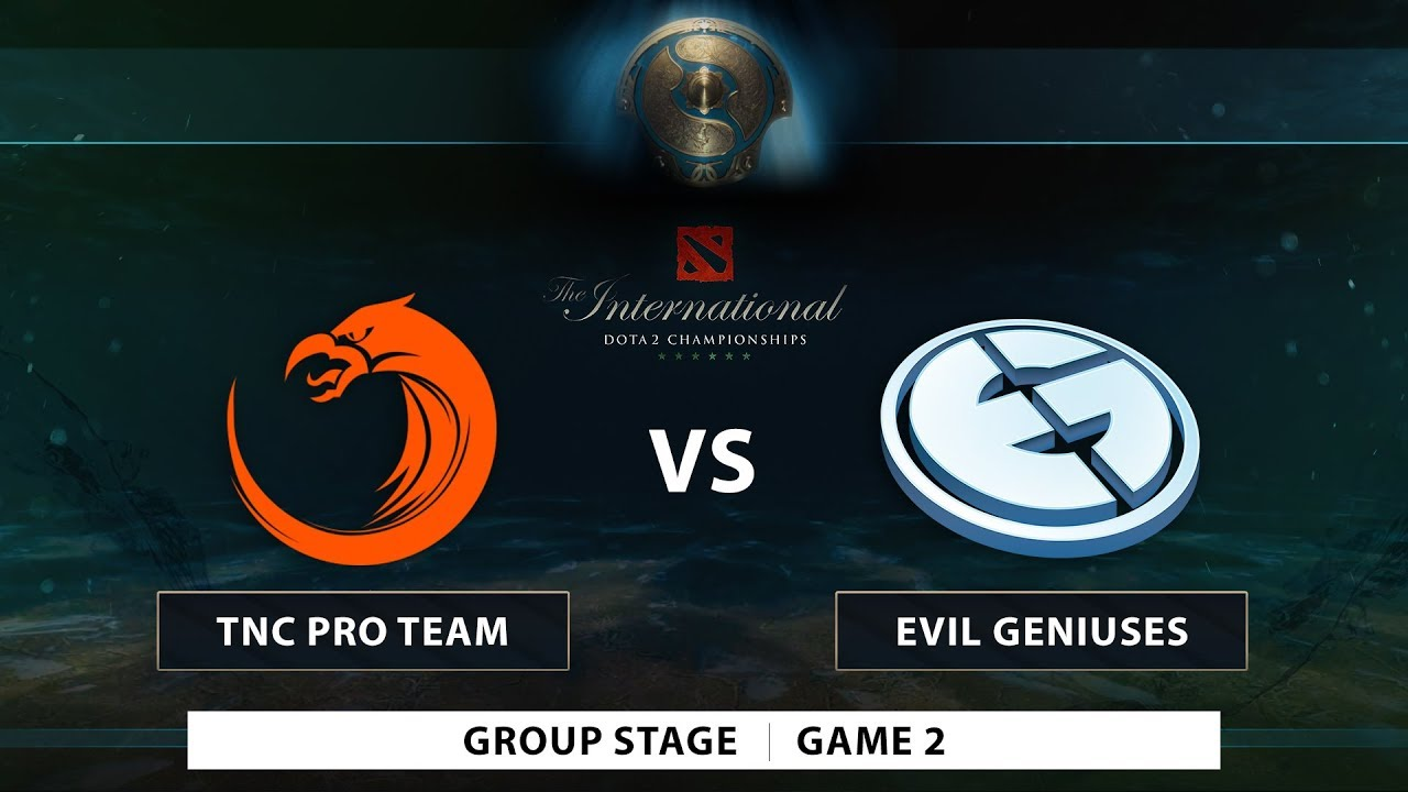 TNC Pro Team vs. Evil Geniuses | Game 2 | Groupstage | PH Coverage