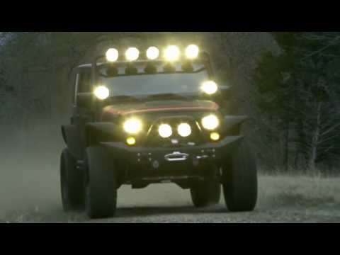 Custom Kevlar Jeep — Jeep Dealer Starwood Motors - Car Dealer