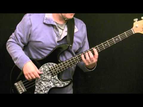 Lesson Bass - Learn To Play Bass Lesson 7