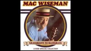 Watch Mac Wiseman Dust On The Bible video