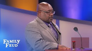 Men would pay $100 NOT to go to... | Family Feud
