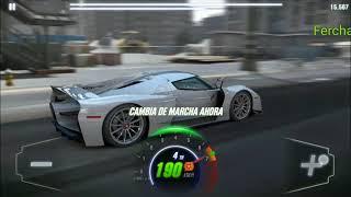 Csr2 racing - mod PREMIUM gratis..😁 4.5 MB