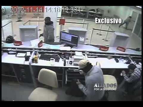 ALIADOS POR LA SEGURIDAD: Policía frustra asalto
