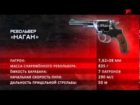 Оружие Первой Мировой войны. Отечественное стрелковое оружие. (Фильм первый)