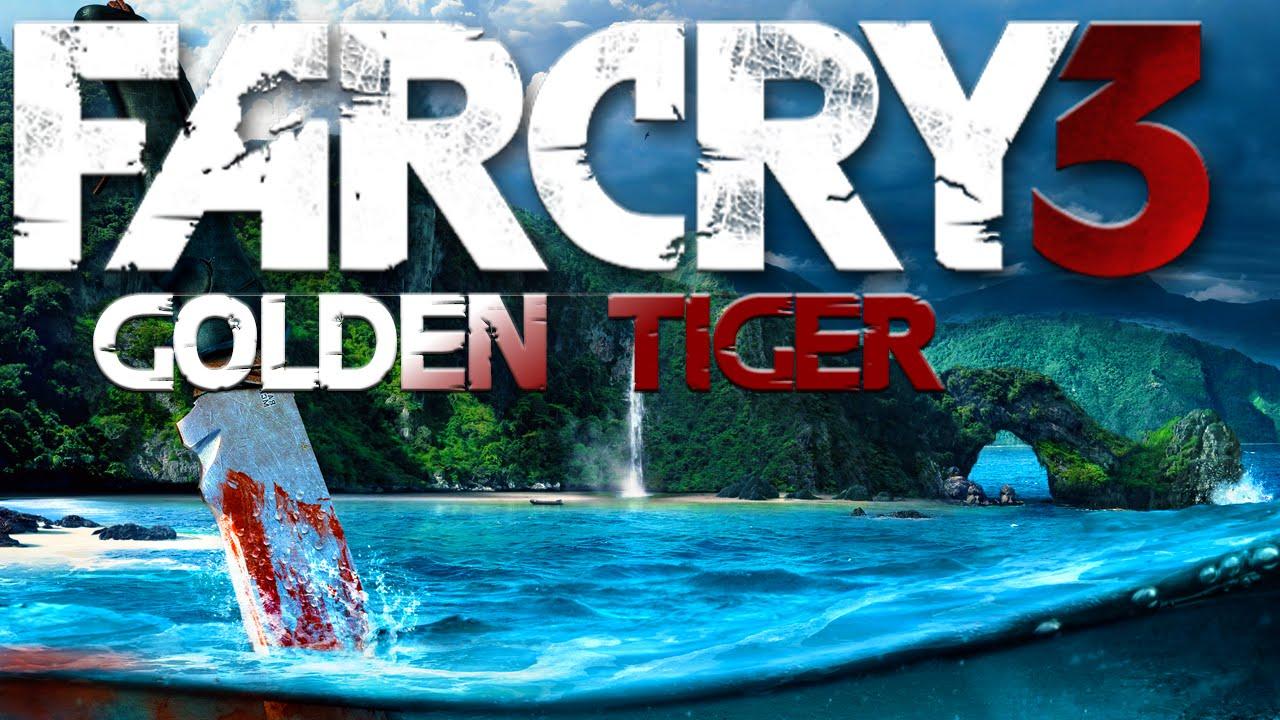 Goldener Tiger Far Cry 3 Far Cry 3 Golden Tiger