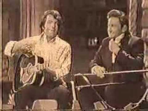 Johnny Cash - Solitary Man Music Videos