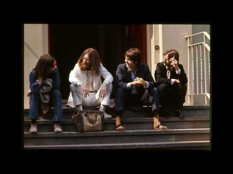 The Beatles - Abbey Road - Vinyl Rip Full Album (2012 reissue)