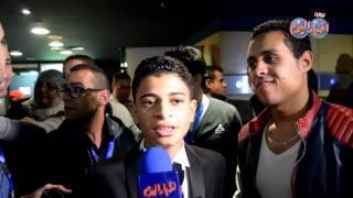 الطفل كريم الابنودي بطل فيلم حلاوة روح اصحابي قالولي يا بختك