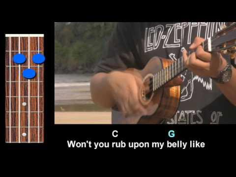 """Guava Jelly"" Bob Marley Ukulele Play-Along!"