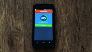 HTC One mini AnTuTu Benchmark