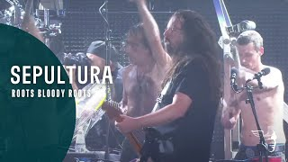 SEPULTURA - Roots Bloody Roots (Metal Veins – Alive At Rock In Rio)