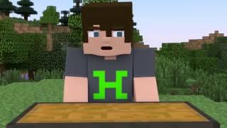 Odun Ve Saksı Oldum - Minecraft Saklambaç