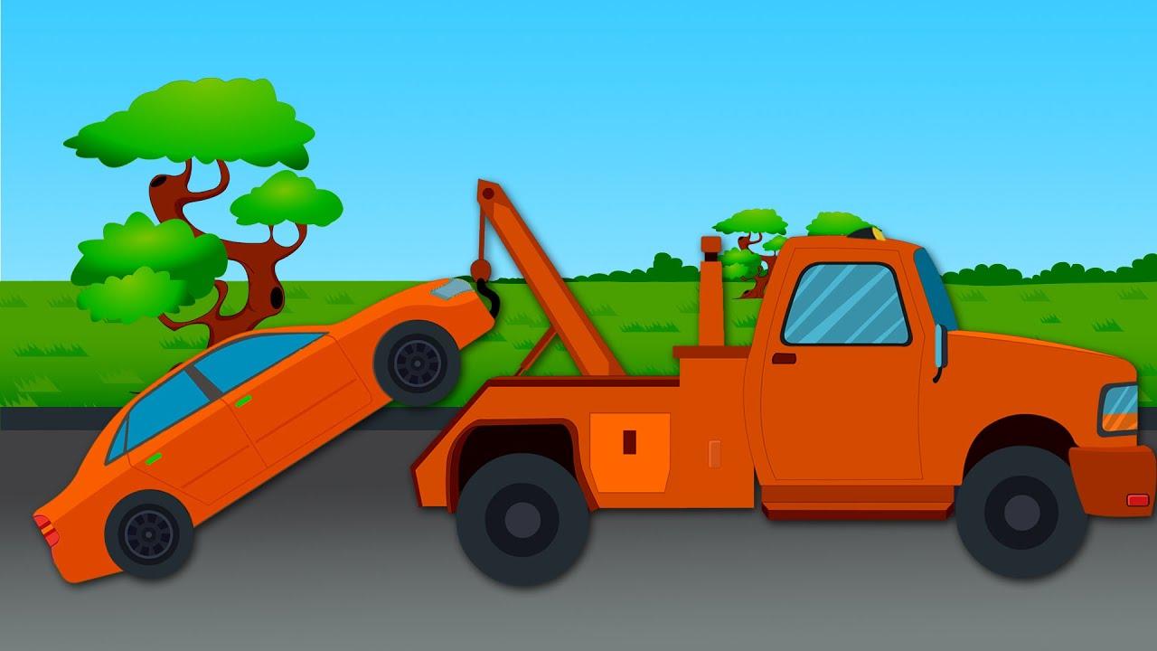 Kids Truck Video Truck