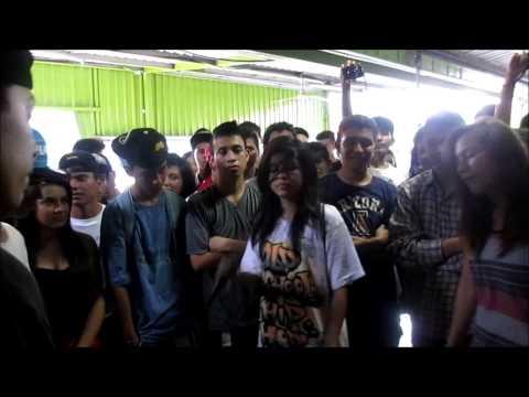 7. jafet & slife vs astrid & alejandra. batallas enfermos del rap