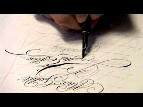 Handwriting/Lettering Max Goldt s L Eglise des Crocodiles