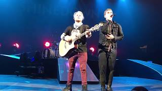 Download Lagu Shinedown - last verse of Simple Man + devil Birmingham Alabama 05 / 16 / 2018 Gratis STAFABAND
