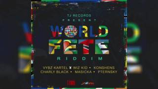 World Fete Riddim DJ Madness 2017 DanceHall