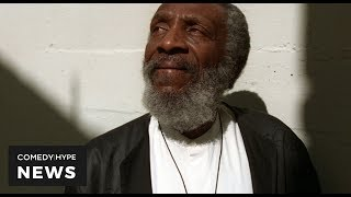 Dick Gregory's Most Memorable 'Conspiracy' According To Just Nesh - CH News