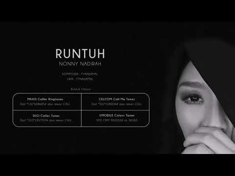 Download Nonny Nadirah - Runtuh Mp4 baru