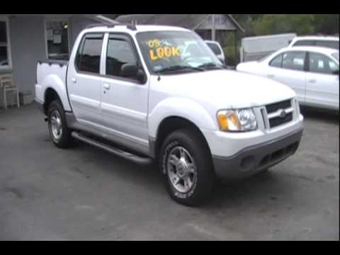 2002 ford explorer sport trac youtube. Cars Review. Best American Auto & Cars Review