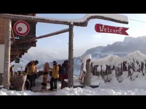 around the backyard - snowboard zillertal - backyard austria