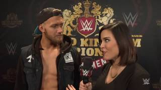 Mark Andrews looks to ride his adrenaline all the way to the title: Exclusive, Jan. 13, 2017