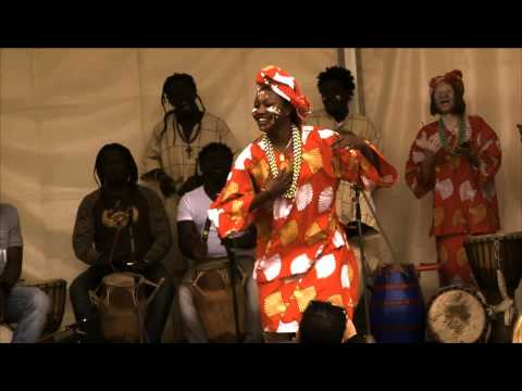 Afrika fest 2012 - the official video - hd (anreality-film)