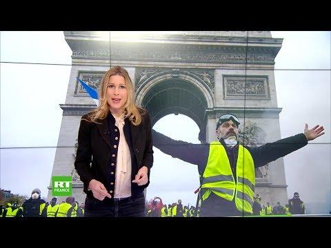 RT France accusée de Fake news pour l'acte 3 des Gilets jaunes : «Toujours pas... Désolé !»