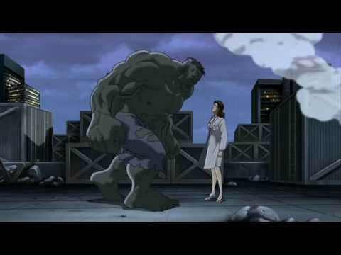 The Avengers Vs The Hulk video