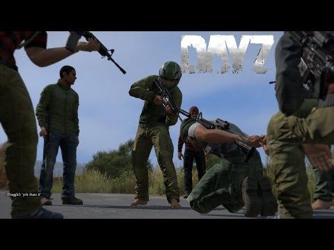 Dayz Standalone Secuestrados y torturados Gameplay HD