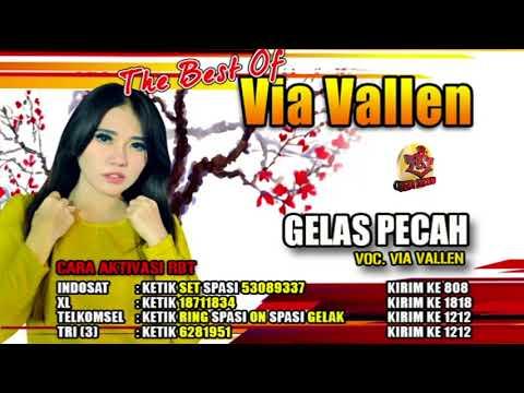 VIA VALLEN-GELAS PECAH-THE BEST OF VIA VALLEN