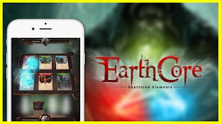 Epic Card Battle Game for iOS - Earthcore