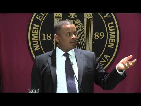 Anthony Foxx discusses the moment when he decided to run for Mayor