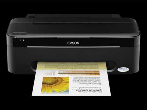 How to reset your Epson T13 Printer