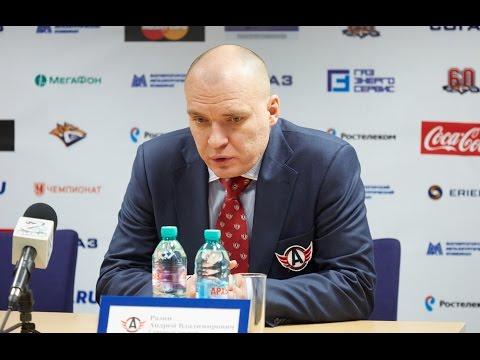 Андрей Разин: Судья по фамилии Гей просто лучший!