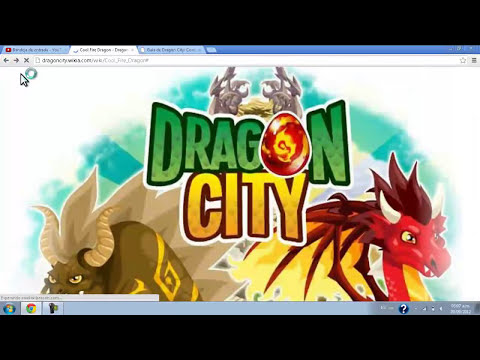 Como sacar el Dragon Cool Fire (Fuego Fresquito) - COMBINACIONES Dragon City