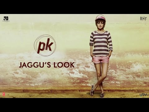 PK | Jaggu's Look| Behind-The-Scenes | Releasing Dec 19, 2014 | Anushka Sharma
