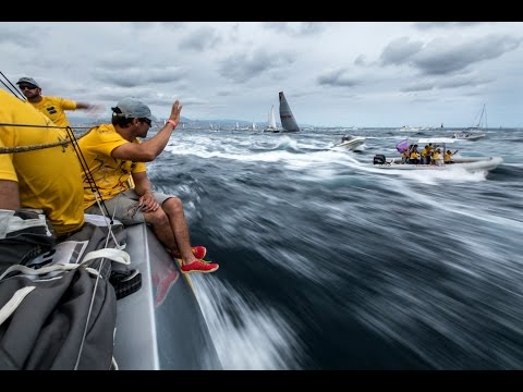 27 Days at Sea - Leg 1 in Review | Volvo Ocean Race 2014-15